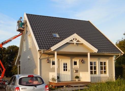 Schwedenhaus innen  Bildergalerie - Haus Bernd | Bau-dein-Schwedenhaus.de