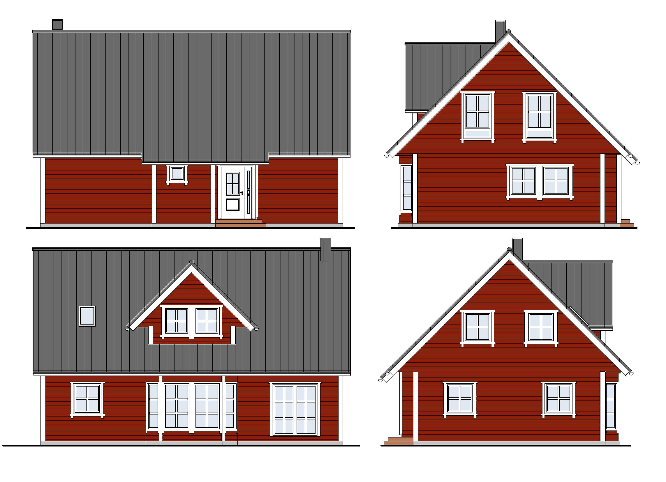 Skandinavisches haus schwedenhaus bauen for Skandinavisches haus bauen